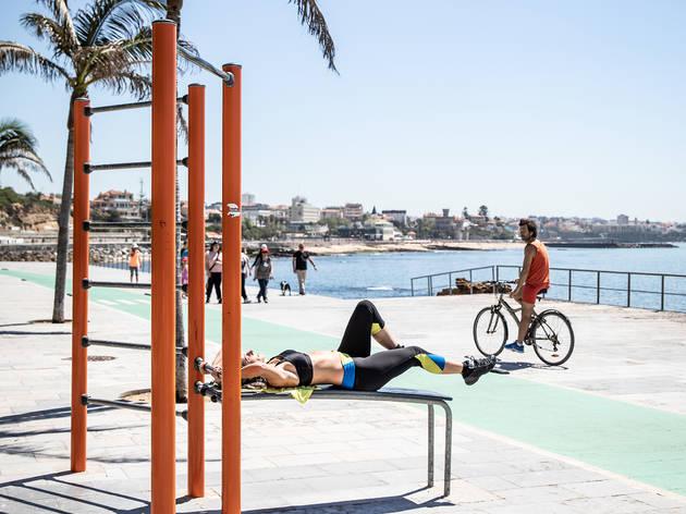 Fitness Park da Guia