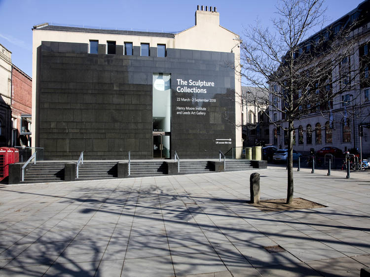 See world-renowned sculpture at The Henry Moore Institute