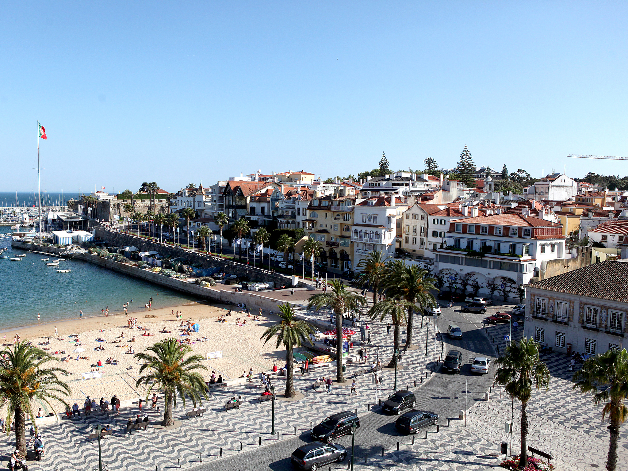 Cascais and Estoril car tour