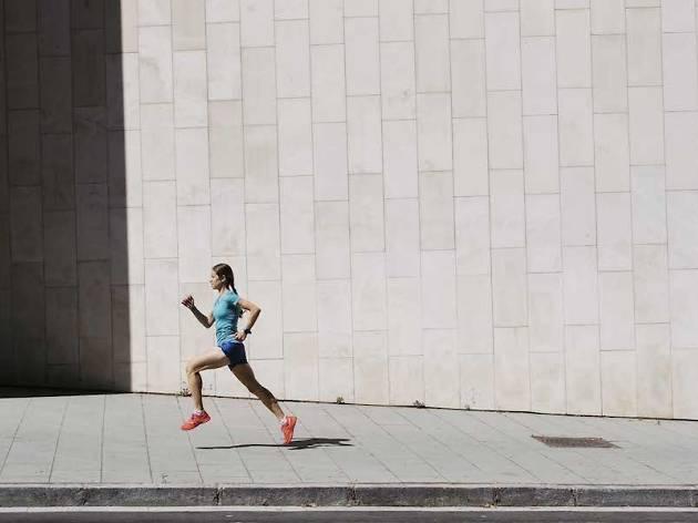 Córrer, running
