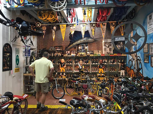 Bicycle Heaven, eitw