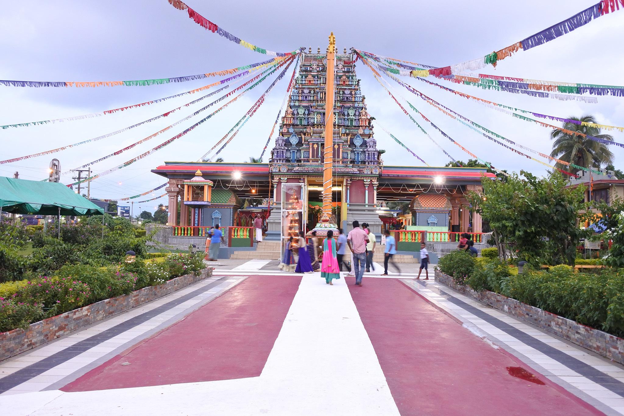 Sri Siva Subramaniya temple, eitw