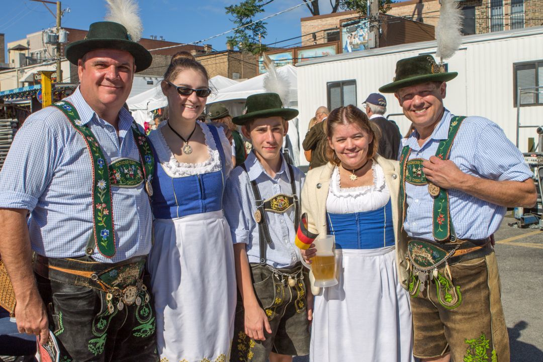 The best Oktoberfest parties and events