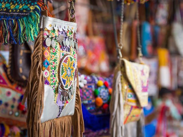 Janpath Market, eitw