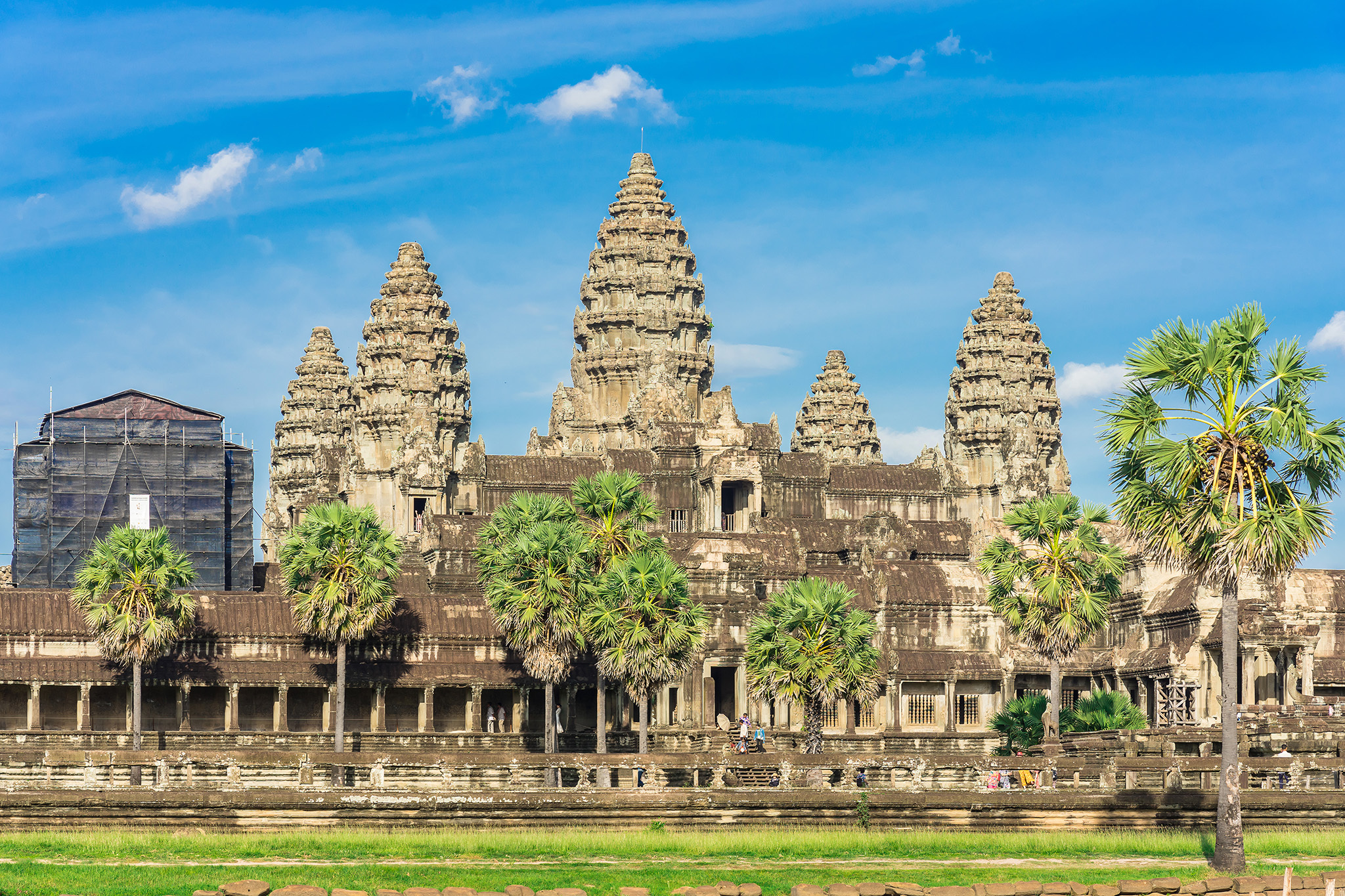 Temples of Angkor, eitw
