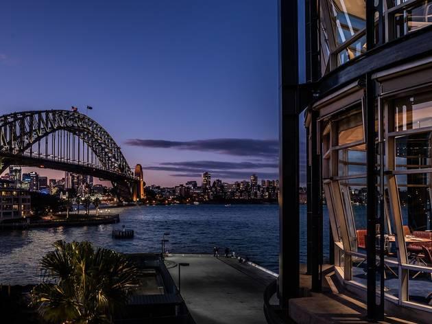 Inside at Quay Sydney