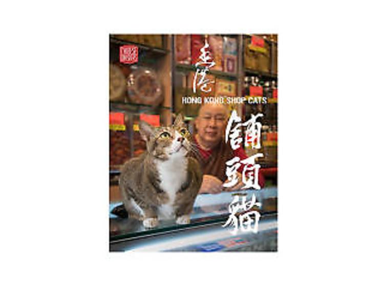 Hong Kong Shop Cats by Marcel Heijnen