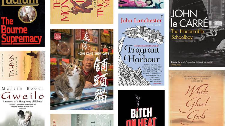 Best books set in Hong Kong