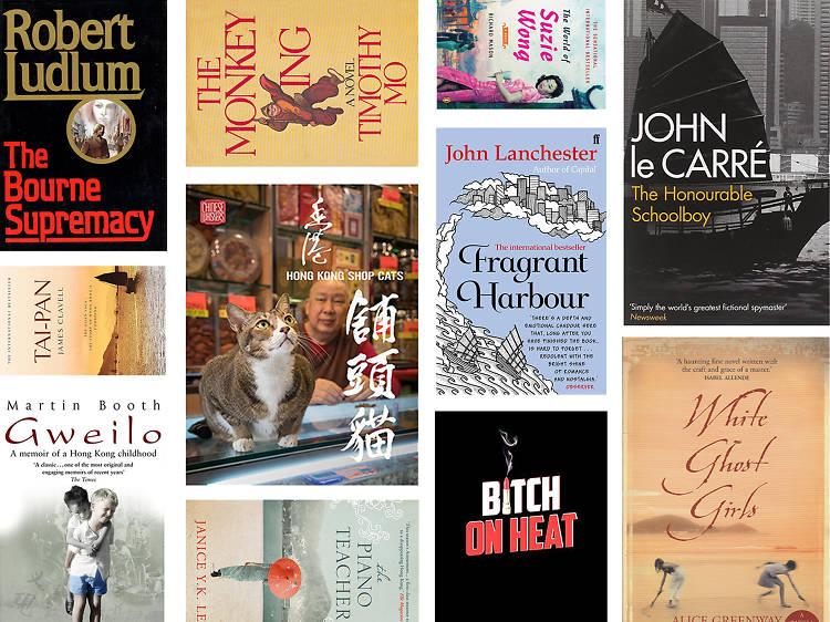 The 11 best books set in Hong Kong