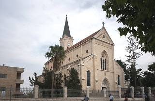 Saint Anthony's Catholic Church, Jaffa