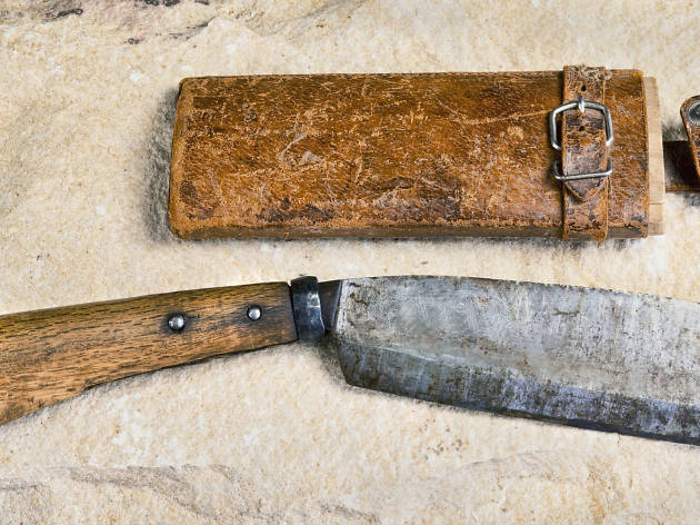 Sakai knife workshops