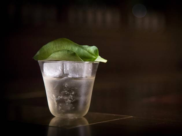 A Moveable Feast cocktail