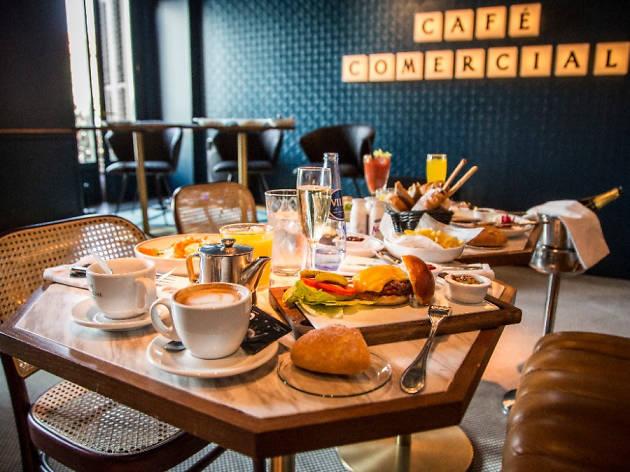 Café Oliver. Café Comercial
