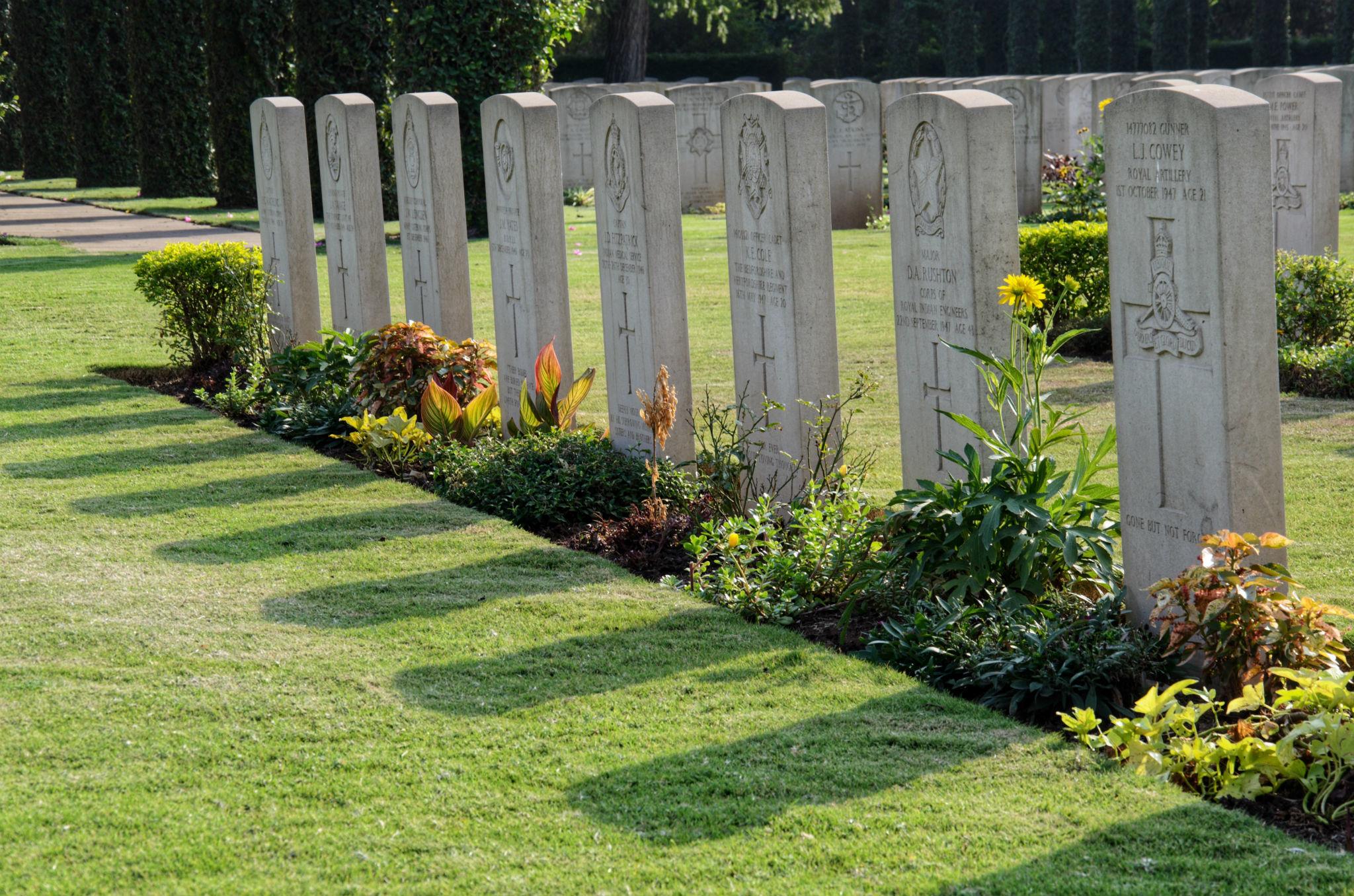 Kirkee War Cemetery
