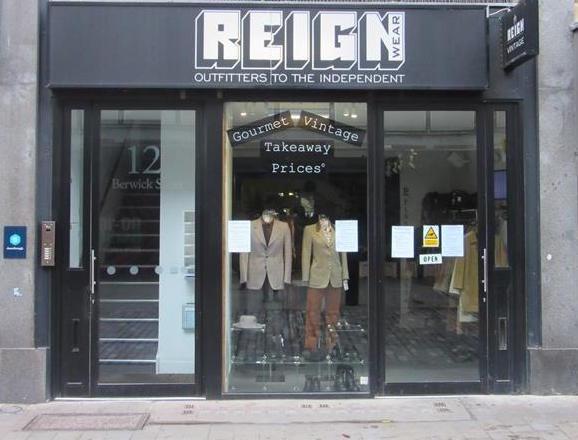 Reign Vintage