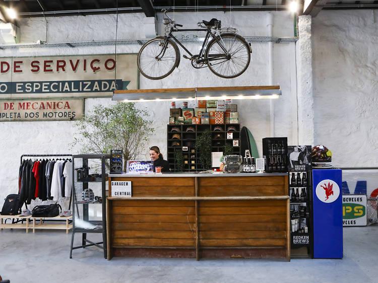 Garagem Central
