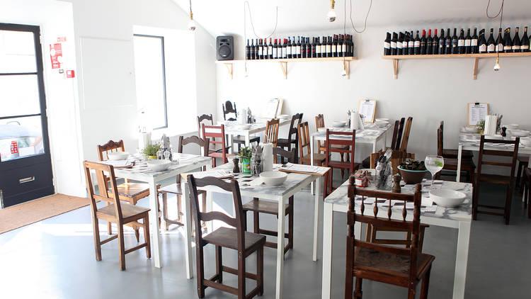 Restaurante, Cascais, Moules & Gin