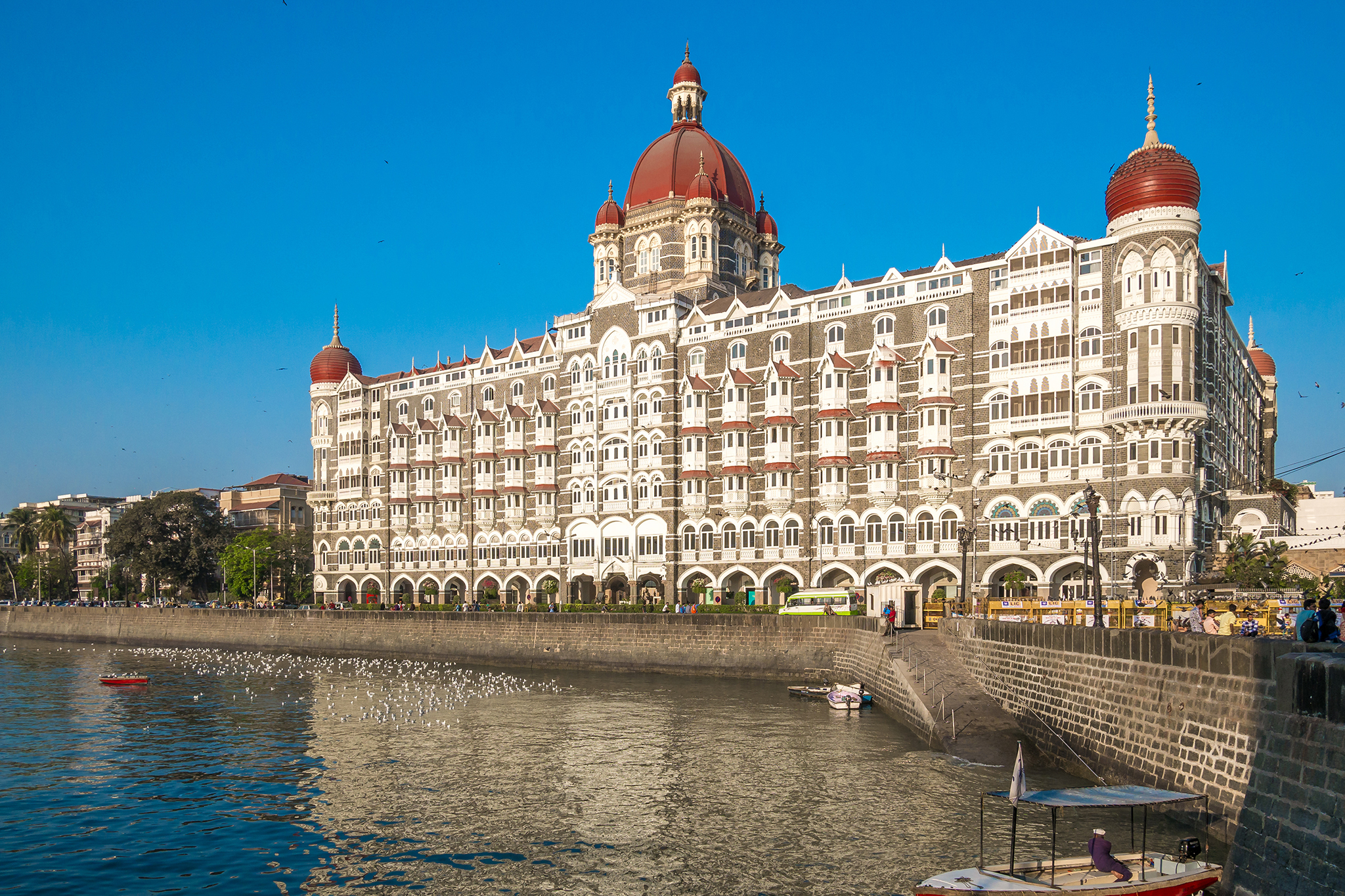 The Taj Palace Hotel, eitw