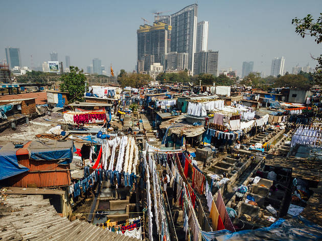 Over Dhobi Ghat