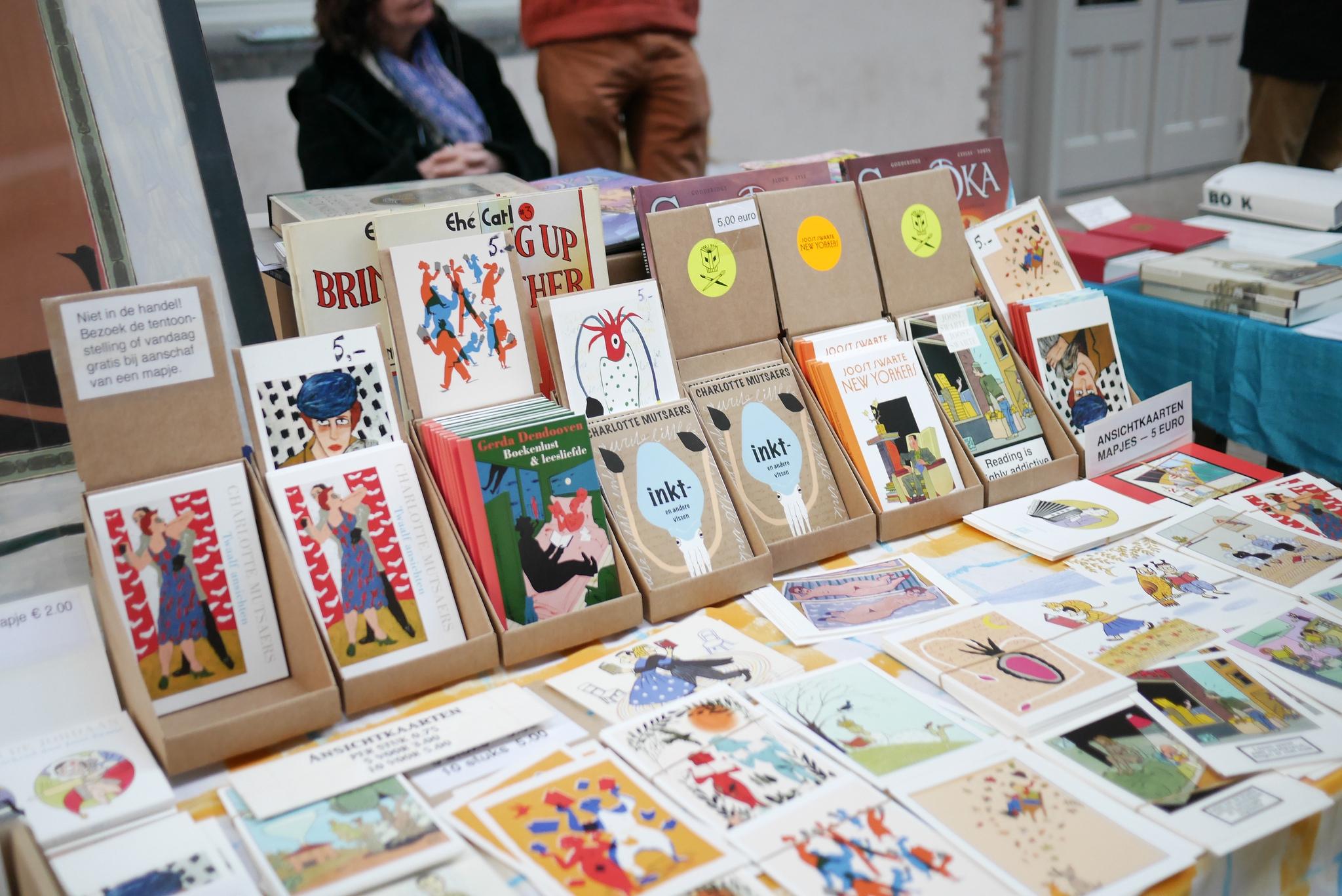 Boekenmarkt Op Het Spui