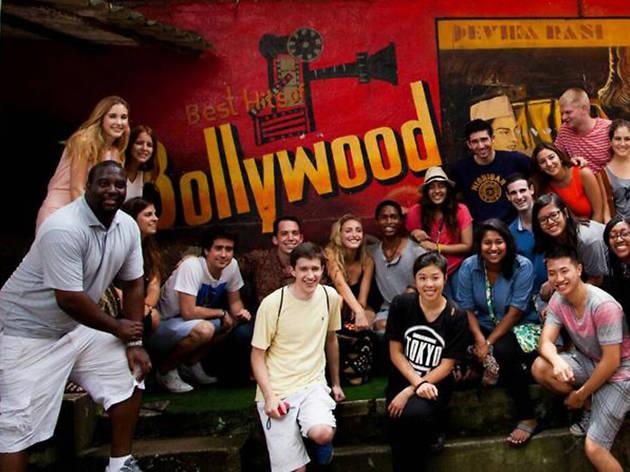 Mumbai Film City, eitw