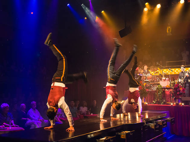 'Club Swizzle' at Roundhouse