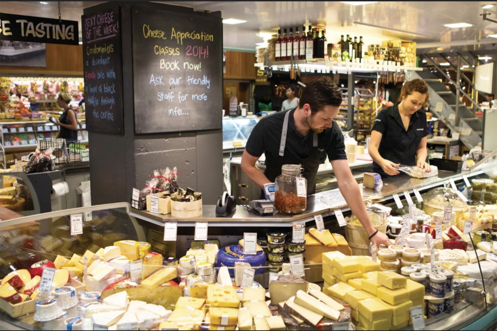 Adelaide Central Market, eitw