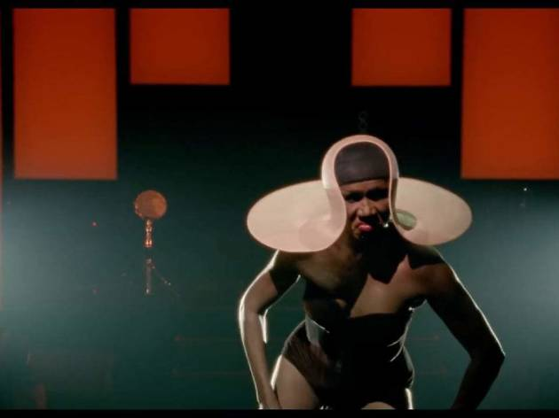 Grace Jones. Bloodlight and Bami