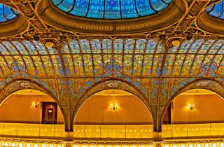 Gran Hotel Ciudad de México (Foto: Iván Macías)