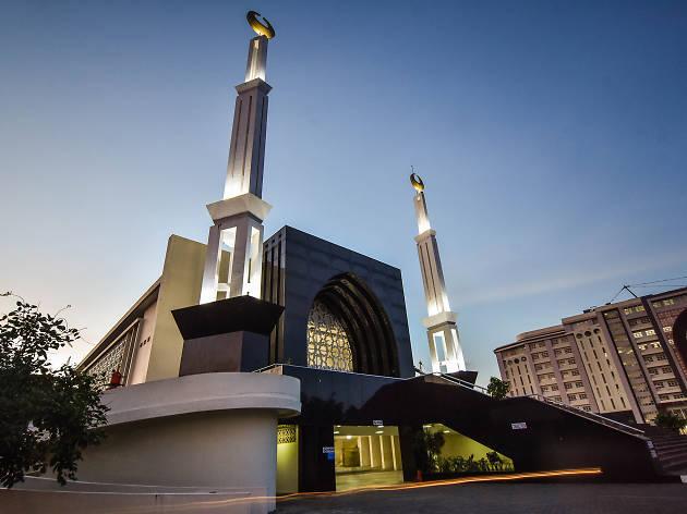 Istiqlal Mosque, eitw