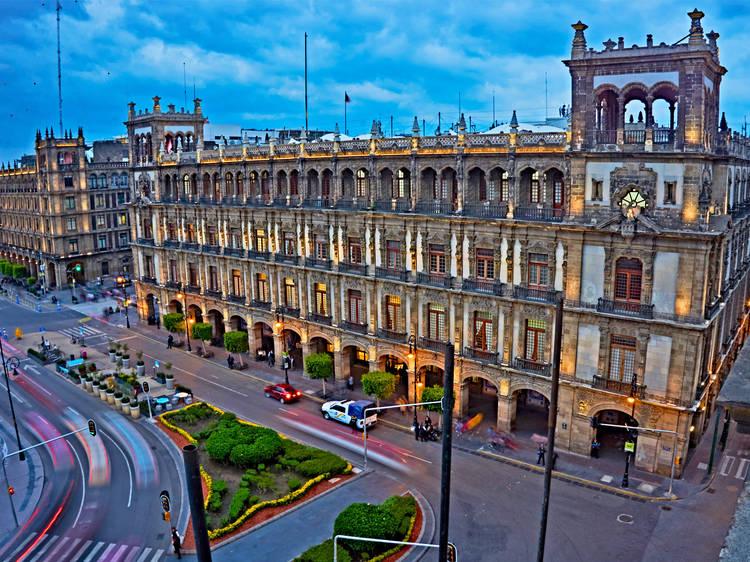MEXTRÓPOLI llega en septiembre como maratón en línea