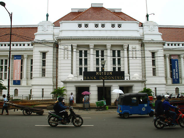 Museum Bank Indonesia, eitw
