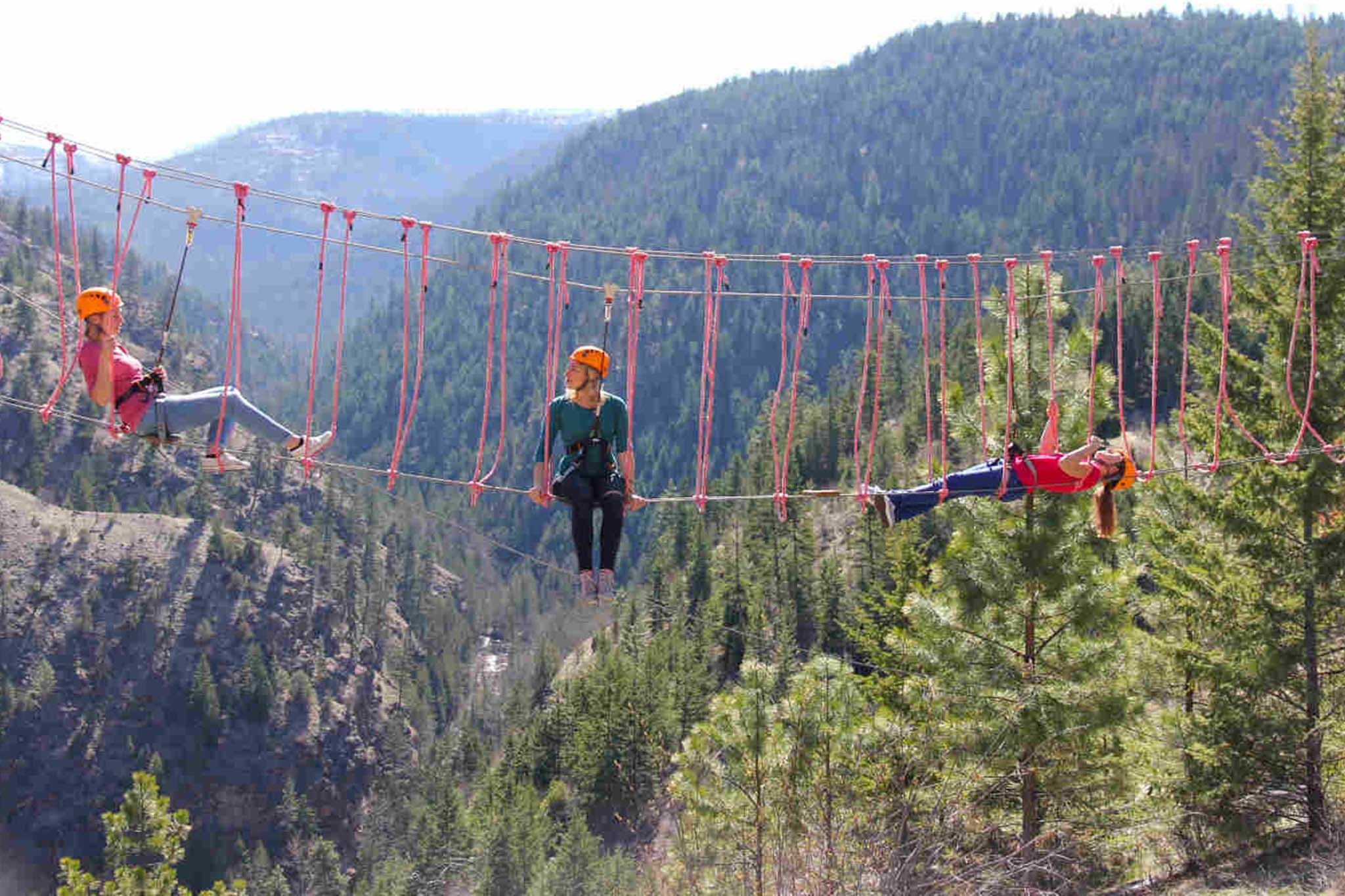Myra Canyon Adventure Park, eitw