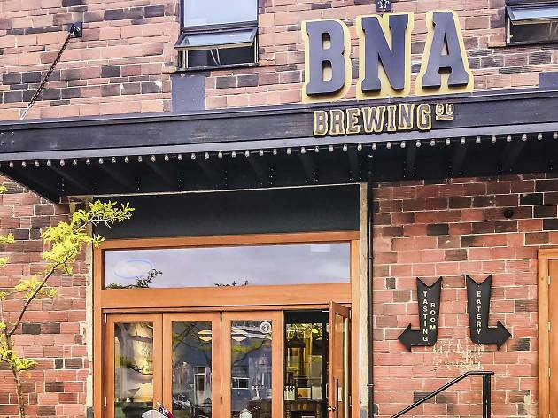 BNA Brewing Co, eitw