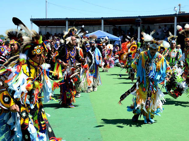 North American Indian Days, eitw