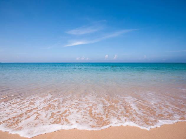 Pensacola Beach, eitw
