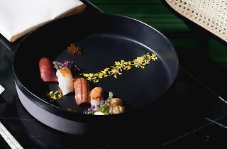 Tenshino Japanese restaurant