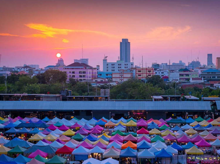 Best places to Instagram in Bangkok [UPDATED]