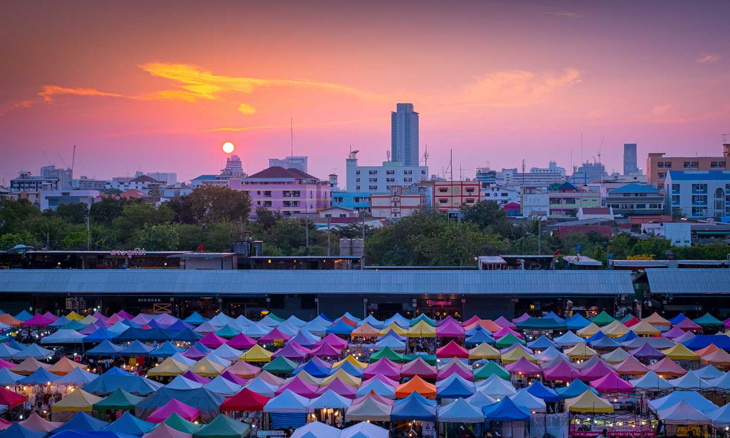 Best places to Instagram in Bangkok