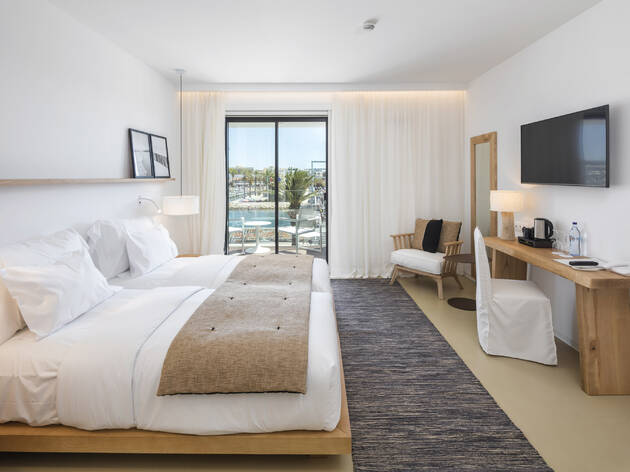10 hotéis novos e renovados no Algarve
