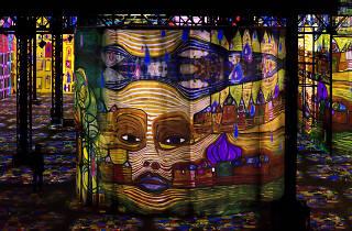 Atélier des Lumières, Paris