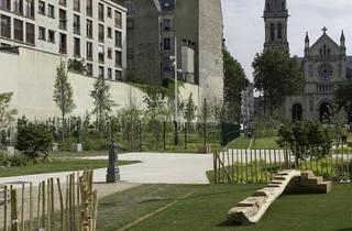 Un immense jardin vient d'ouvrir en plein 11e