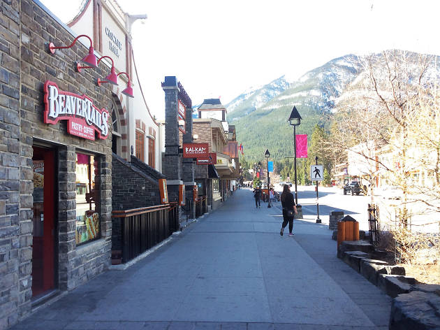 BeaverTails - Banff - Canada