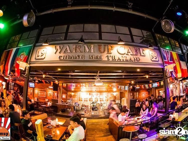 Warmup Café