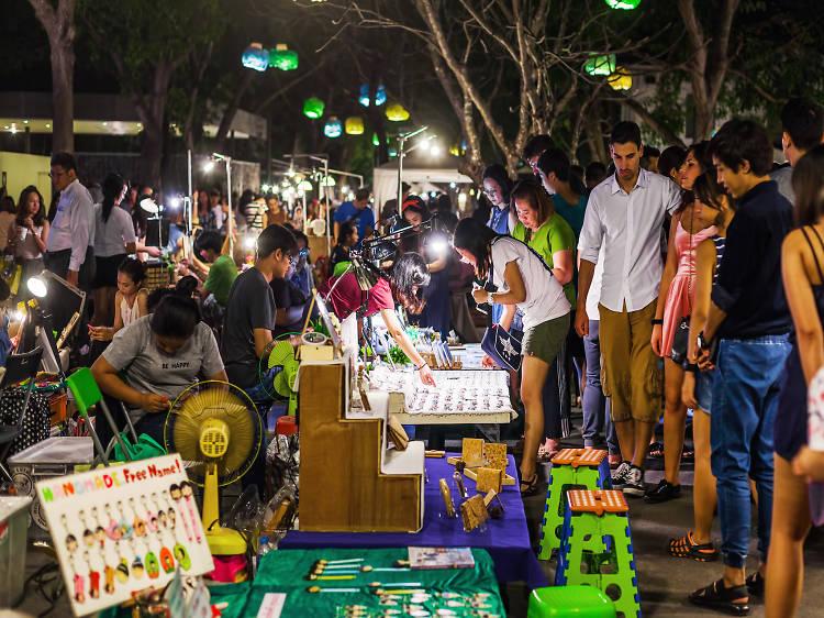 Cicada Night Market