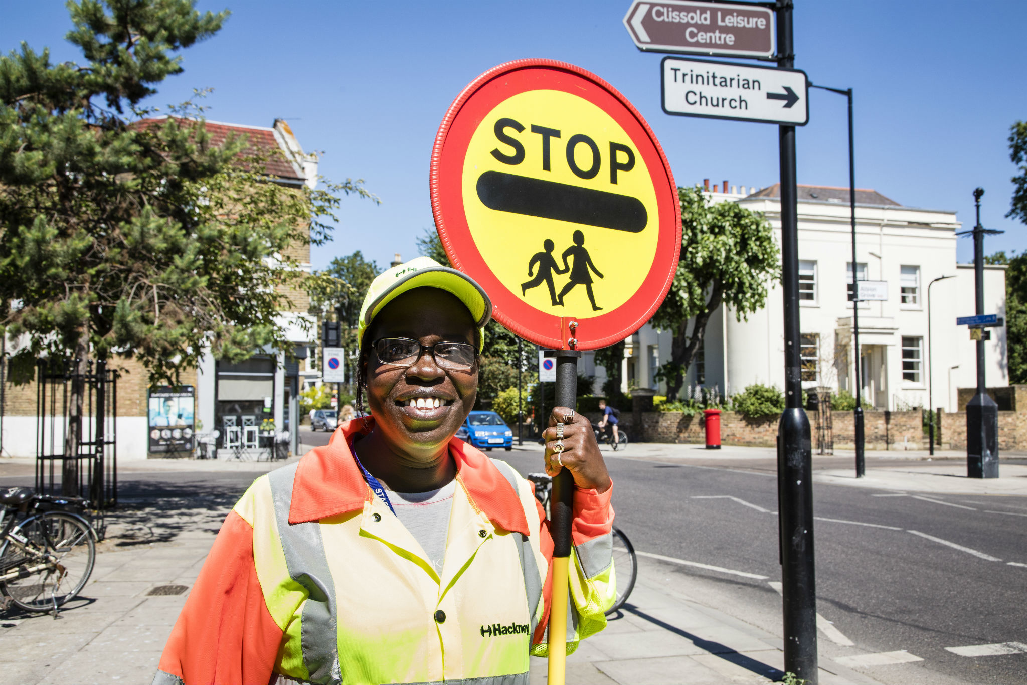Things you only know if you're a lollipop lady