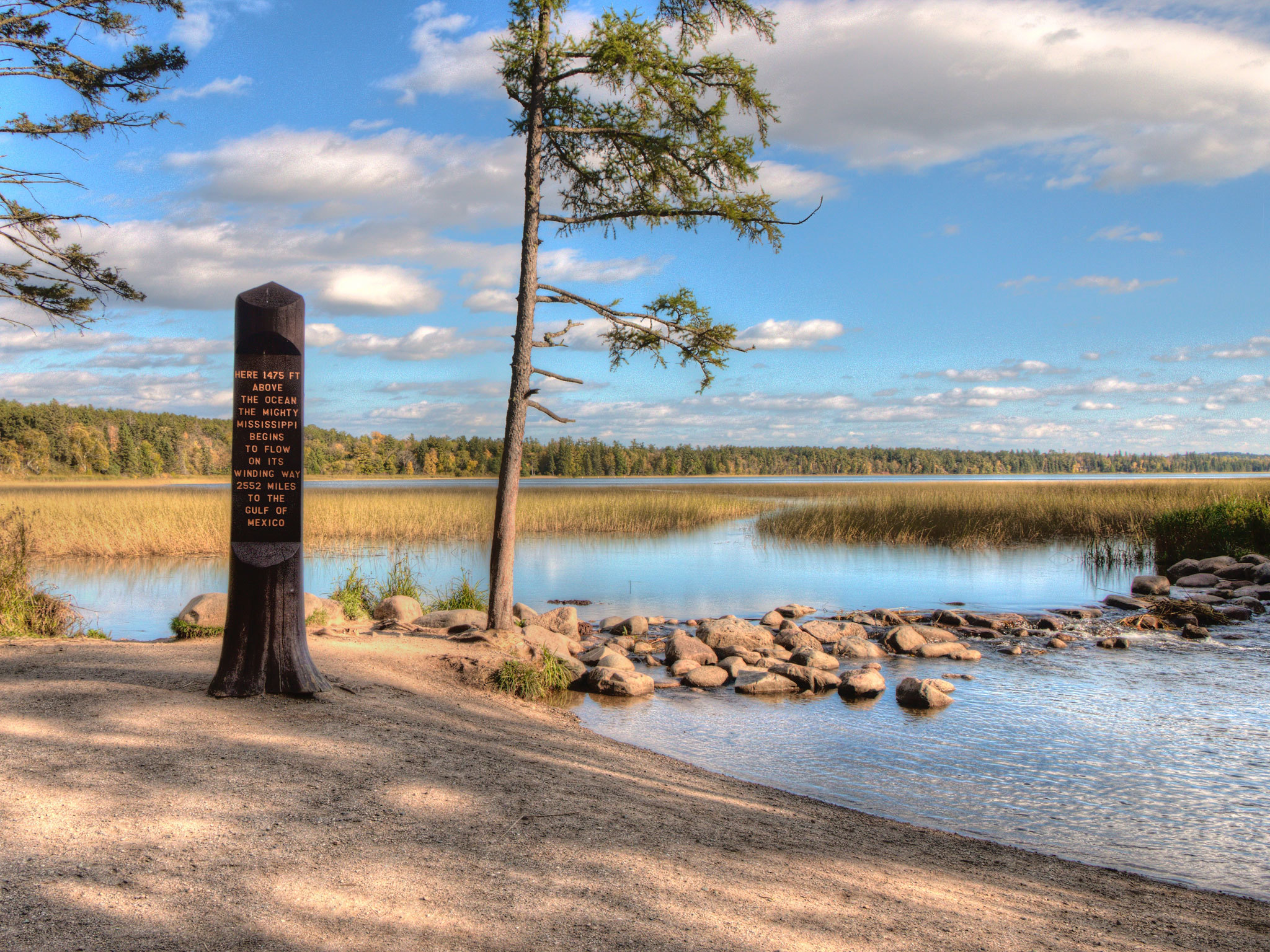 Itasca State Park - Minnesota - US
