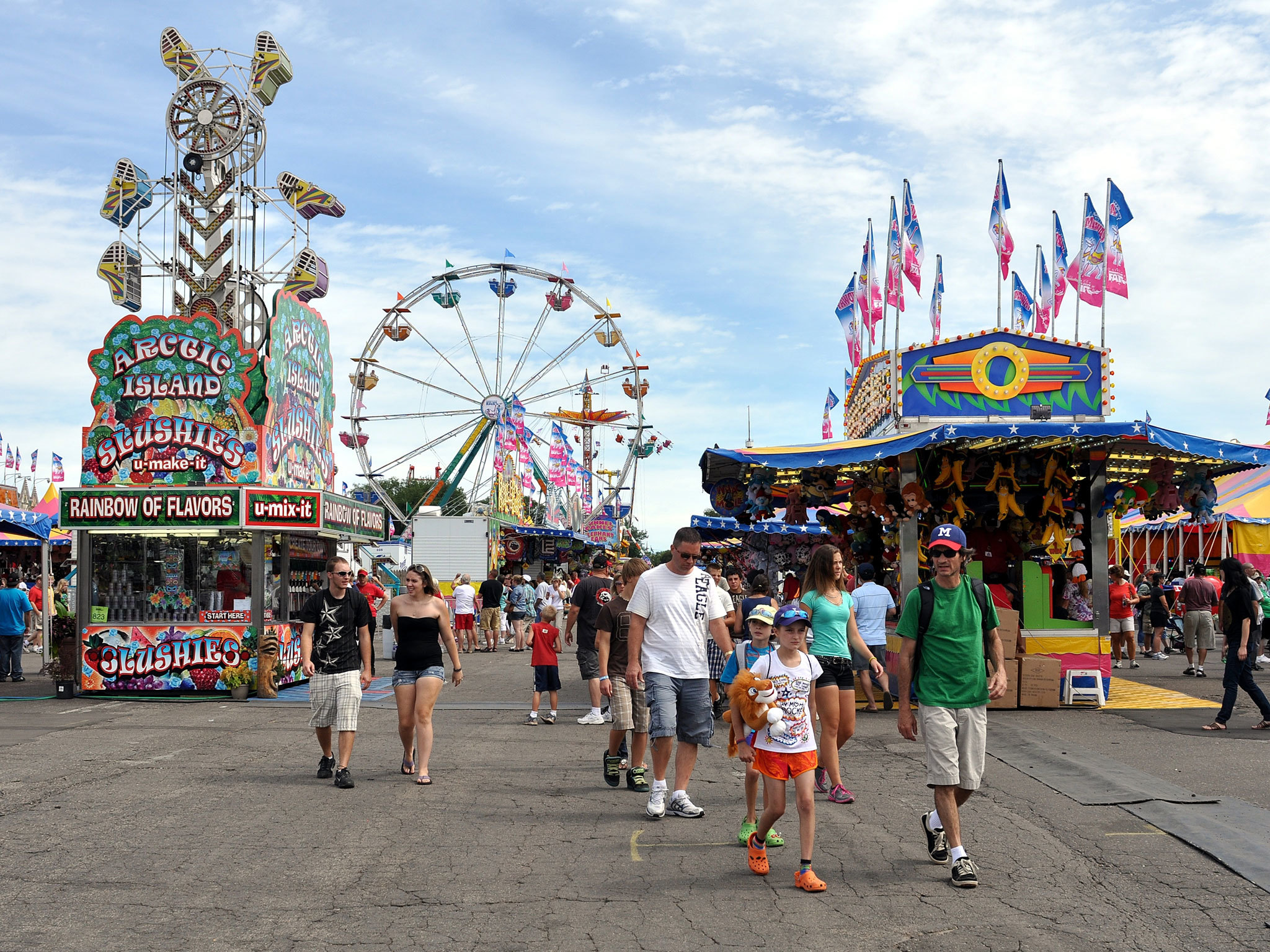 Minnesota State Fair - Minnesota - US