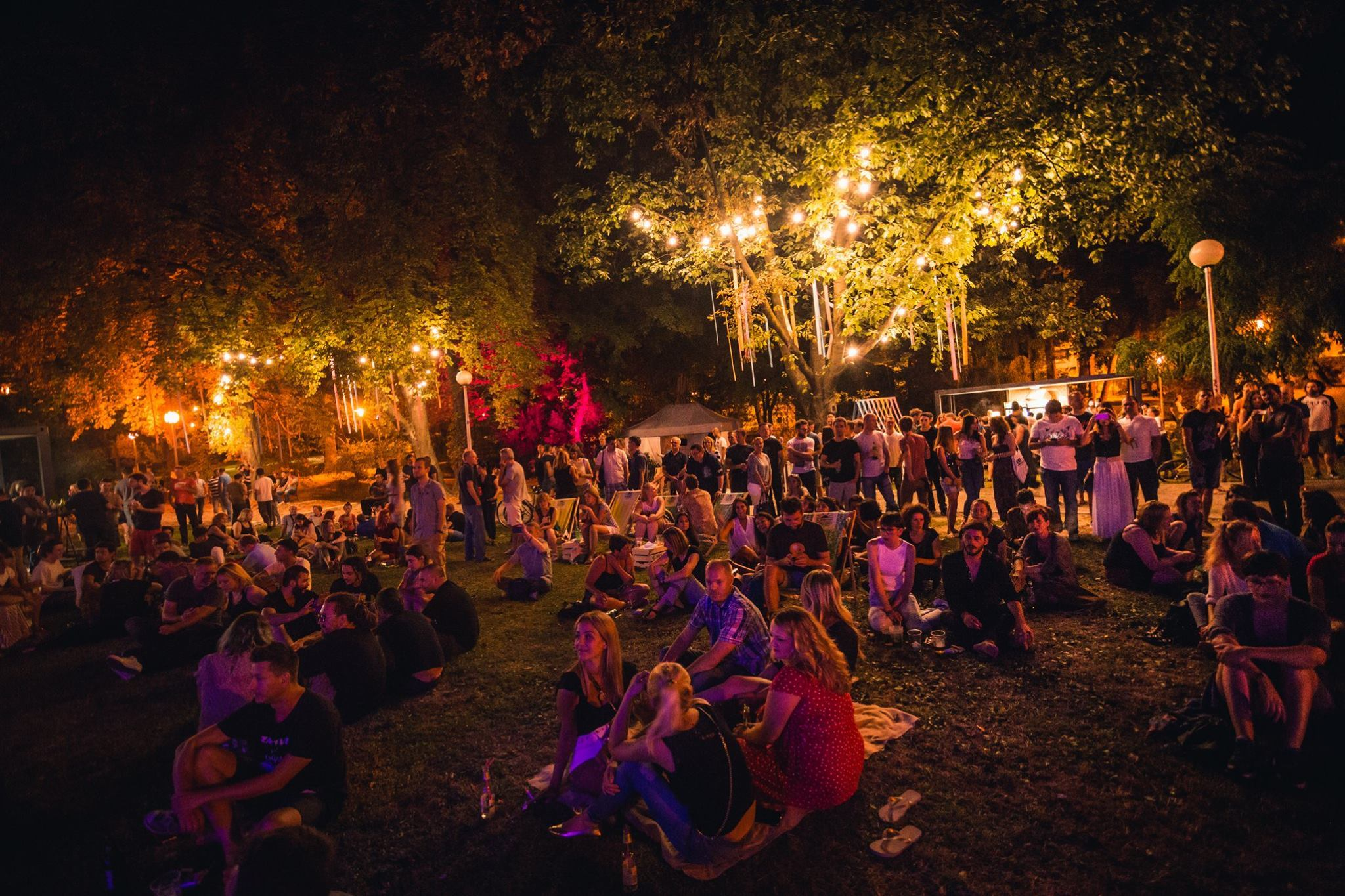 Croatia's best homegrown music festivals