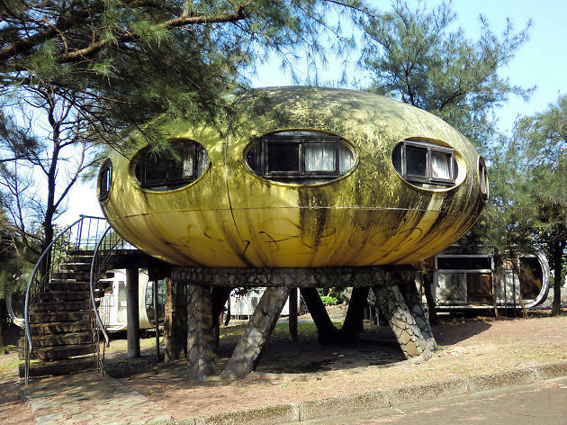 Wanli UFO Village